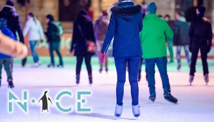 N-ice | Pista de gel Platja d'Aro